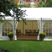 Marquees for parties and weddings